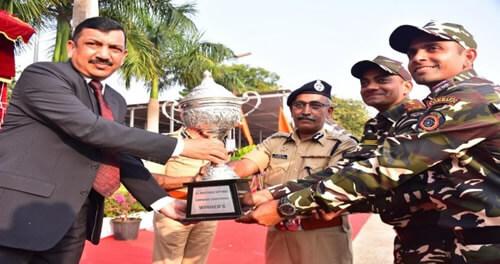 10th ALL INDIA POLICE COMMANDO COMPETITION -2019.
